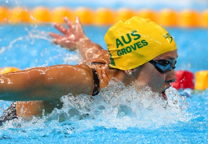 Australian Sports Participants - Swimming - December 2017