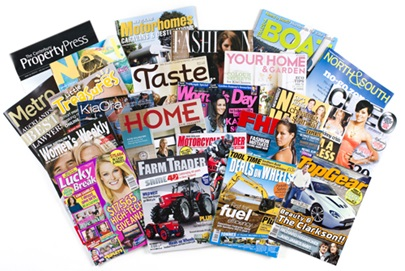New Zealand Magazine Readership - December 2017