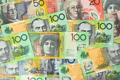 Australia's personal wealth declines