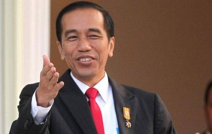 Jokowi set for comfortable victory in April Presidential