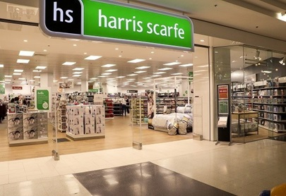 Harris Scarfe tops discount department store customer satisfaction