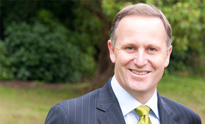 Three-Term New Zealand Prime Minister John Key