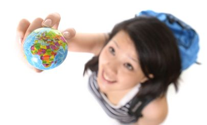 asian-girl-world-globe