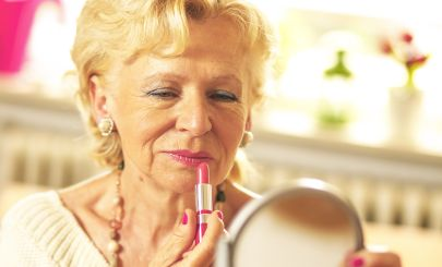 Are lipstick brands alienating older women?