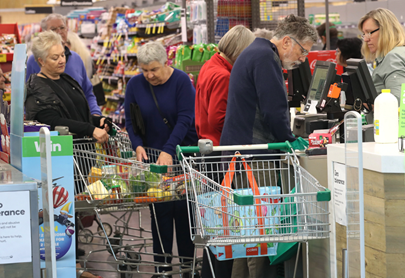 COVID-19 movement case study shows supermarket traffic remains steady during pandemic: Sydney