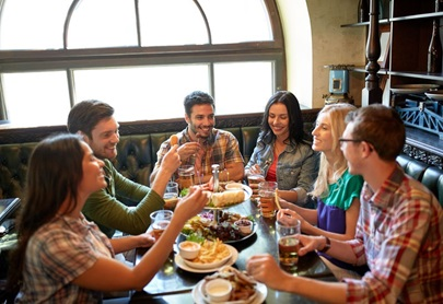 11 million Australians visit pubs – mostly for a good feed
