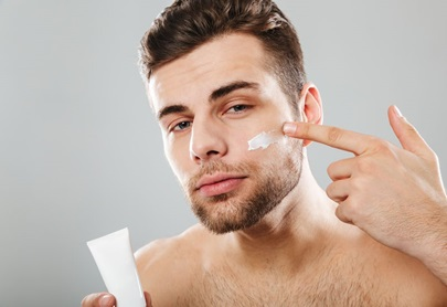 Over 1 million Millennial men use skin care