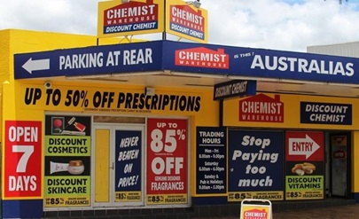 News Corp set to gain increased visibility with over 4.8 million Chemist Warehouse customers