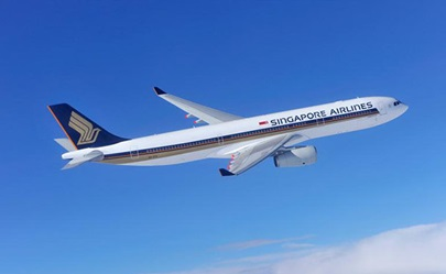 Singapore Airlines best for international airline customer satisfaction