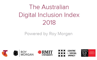 Digital inclusion improving across Australia, but digital divide continues to widen