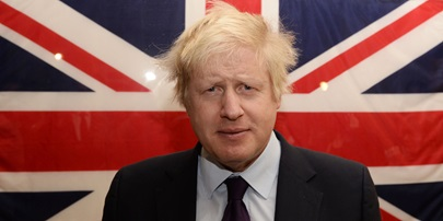Boris Johnson of the United Kingdom