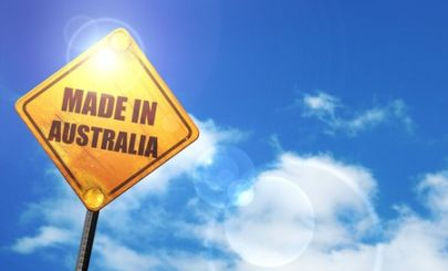 australian-made-sign-against-blue-sky