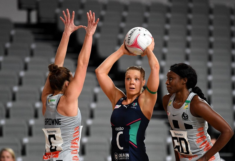Nearly 1.5 million Australians watch Netball on TV