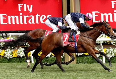 Emirates still top brand associated with Melbourne Cup