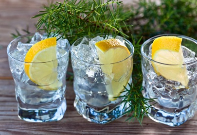 Gin and vodka drive spirits higher as other alcoholic beverages decline