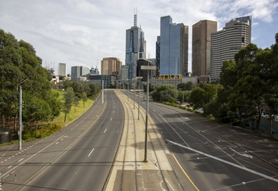 Melbourne residents evenly divided on visiting family