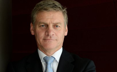 New Zealand Prime Minister Bill English